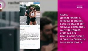 Rachel Legrain-Trapani en couple : la belle attention de Valentin Léonard pour son anniversaire