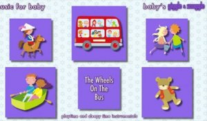 Kidzone - The Wheels On The Bus