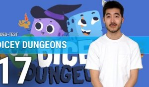 DICEY DUNGEONS : Un rogue-like à part ! | TEST