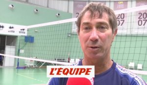 Tillie « Il n'y a que des injustices dans le sport » - Volley - Euro (H)