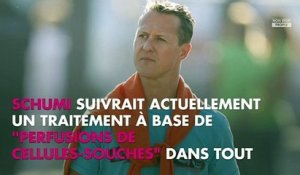 Michael Schumacher hospitalisé à Paris : son impressionnant dispositif de sécurité