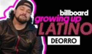 Deorro Recalls His First Telenovela Crush & Reveals His Favorite Place in Mexico | Growing Up Latino