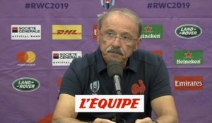 Brunel «On a des convictions» - Rugby - Bleus