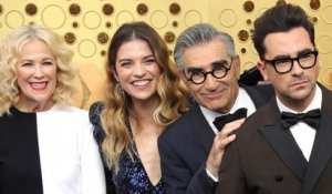 "'Schitt's Creek"" Cast on Finally Being Recognized at the Emmys"