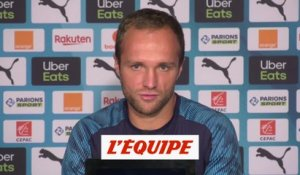 Germain «On a confiance en nous» - Foot - L1 - OM