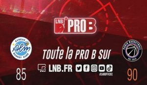 Leaders Cup PRO B : Evreux vs Paris (J4)
