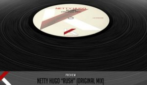 Netty Hugo - Rush (Original Mix) - Official Preview (Autektone Dark)
