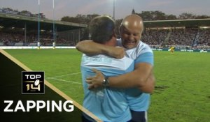 TOP 14 - Le Zapping de la J05 - Saison 2019-2020