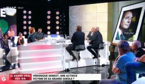 Le Grand Oral de Véronique Genest, actrice - 01/10