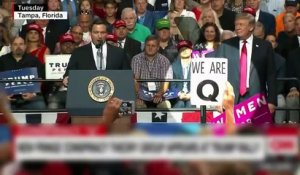 Qanon, le mouvement complotiste fan de Donald Trump