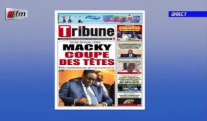 REPLAY - Revue de Presse - Pr : EL HADJI ASSANE GUEYE - 03 Octobre 2019