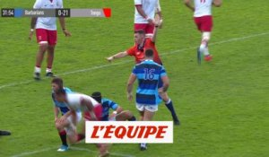 Comprendre le rugby, le poids du corps - Rugby - Mondial