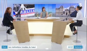 Attaque à la préfecture de police de Paris : les motivations troubles du tueur