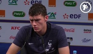 Benjamin Pavard raconte son adaptation