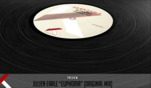 Julien Earle - Euphoria (Original Mix) - Official Preview (Autektone Dark)