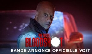 Bloodshot - Bande-annonce Officielle - Trailer VOST - Full HD (Vin Diesel - Guy Pearce)