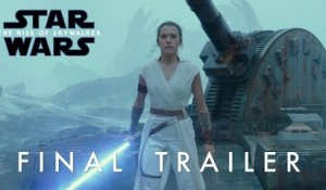 STAR WARS: The Rise of Skywalker [Final Trailer] (Star Wars 9 - Star Wars IX - STAR WARS: L'ASCENSION DE SKYWALKER)