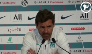 Réaction d'André Villas-Boas