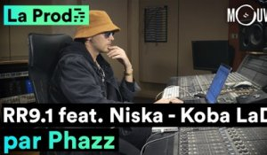 "Koba LaD ft. Niska - ""RR 9.1"" : comment  Phazz a composé le hit"