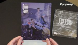 "[Unboxing] MONSTA X 7th Mini Album ""FOLLOW: FIND YOU"""