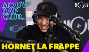 "Hornet La Frappe : son album, Kalash Criminel, son titre ""Divorce"", DA Uzi..."