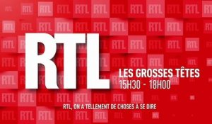 Le journal RTL de 17h