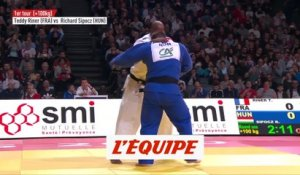 La journée de Riner - Judo - Grand Slam