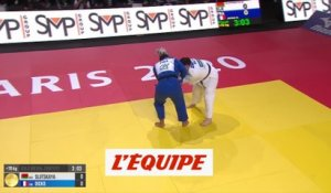 Dicko en or - Judo - Grand Slam