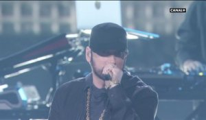 "Eminem déclenche une standing ovation avec ""Lose Yourself"" - Oscars 2020"