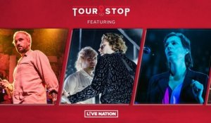 Tour Stop: IDLES, 5 Seconds of Summer, Stereolab