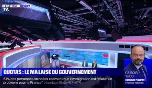 Quotas d'immigration: le malaise du gouvernement (2/3) - 06/11