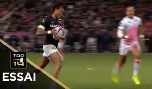 TOP 14 - Essai Teddy THOMAS 3 (R92) - Paris - Racing 92 - J9 - Saison 2019/2020