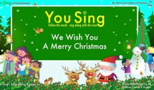 Kidzone - We Wish You A Merry Christmas (Sing Along Backing Track)