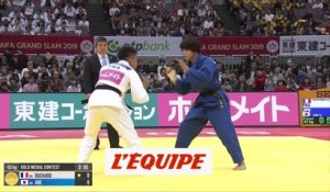Amandine Buchard en or - Judo - Grand Slam d'Osaka