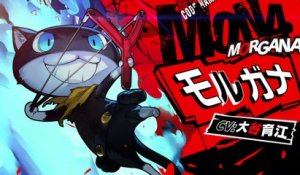 Persona 5 Scramble : The Phantom Strikers - Gameplay de Morgana