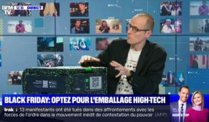 Black Friday: optez pour l'emballage high-tech - 28/11