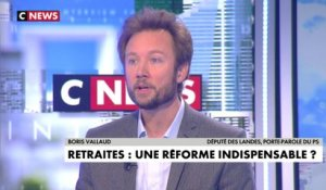 L'interview de Boris Vallaud