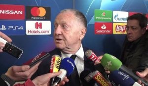 OL : Jean-Michel Aulas et la qualification miraculeuse