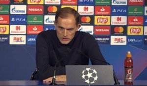 "Groupe A - Tuchel : ""Galatasaray est un grand club"""