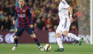 FC Barcelone, Real Madrid : le duel Lionel Messi - Karim Benzema en chiffres