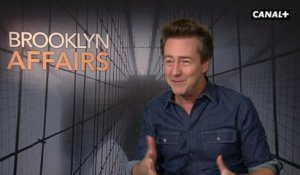 Brooklyn Affairs - Le Pitch du Film par Edward Norton