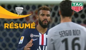 Le Mans FC - Paris Saint-Germain (1-4)  - (1/8 de finale) - Résumé - (LEMANS-PARIS) / 2019-20