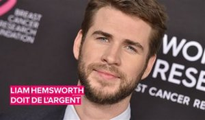 Liam Hemsworth risque 150 000 $ d'amende