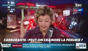 Dupin Quotidien : Carburants, peut-on craindre la pénurie ? - 26/12