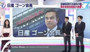 Carlos Ghosn : les raisons de sa fuite du Japon