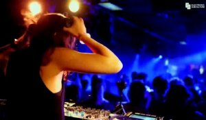 Nur Jaber Live for Electronic Subculture at Le Rex in Paris, France