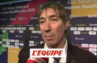 Tillie «Il fallait garder le maximum de forces» - Volley - TQO (H)