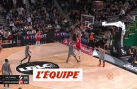 L'Asvel tombe de haut - Basket - Euroligue