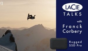 LaCie Talks 1 with Franck Corbery-LaCie Rugged ssd pro