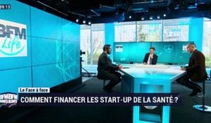 Jérôme Bancarel (Pfizer France) : Comment financer les start-up de la santé ? - 18/01